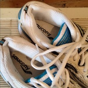 Saucony Shoes - Saucony Grid Fushion Running Shoes
